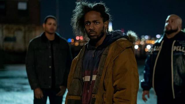 Kendrick Lamar dans la série Power