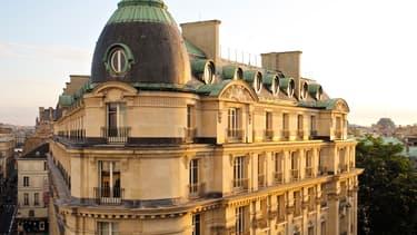 Les transactions dans l'immobilier de luxe ont rebondi de 38% sur un an au deuxième trimestre 2015.