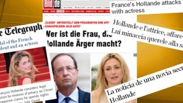 Quelques titres de la presse en ligne internationale vendredi.