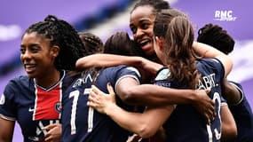 Ligue des champions (F) : OL 1-2 PSG (Q) - quart de finale retour