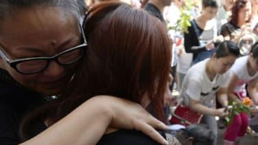 La communauté chinoise d'Aubervilliers se dit ciblée par des attaques racistes.