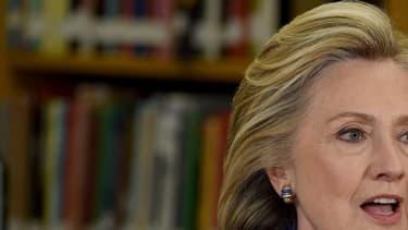 La candidate démocrate Clinton a rencontré les services de renseignements américains samedi 27 août.