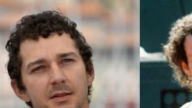 Shia LaBeouf incarne le joueur de tennis John McEnroe