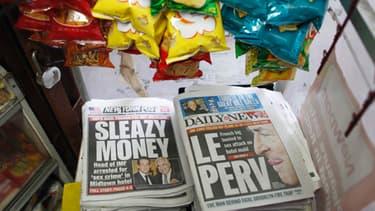 Dans l'affaire DSK, la presse américaine accuse les journalistes français d'une omerta complice...