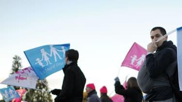 Le mouvement la Manif pour Tous appelle à manifester le 16 octobre prochain