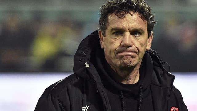 Mike Ford, l'entraîneur de Toulon