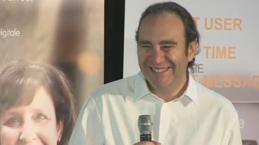 Xavier Niel, principal actionnaire de Free, compte sur l'aide des régulateurs
