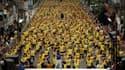 13.000 personnes ont participé au plus grand cours de zumba aux Philippines.