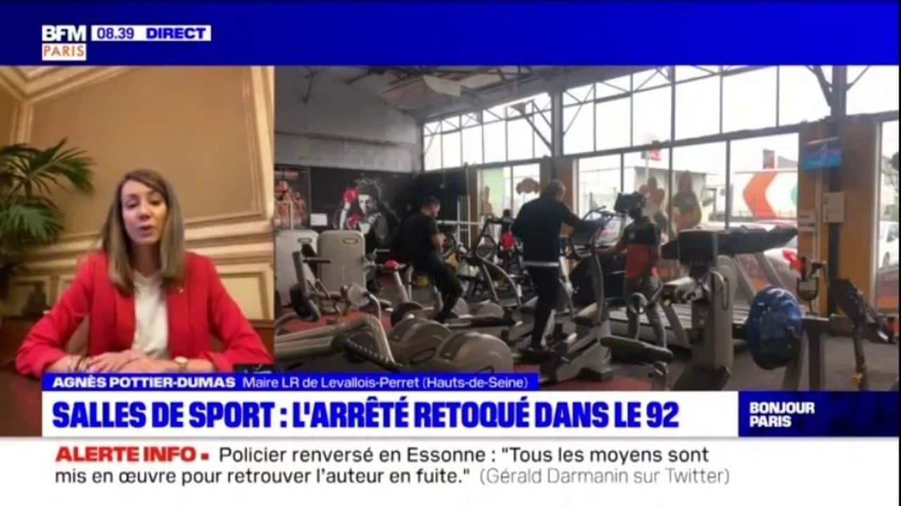 Fermeture Des Salles De Sports L Arret Retoque Dans Les Hauts De Seine Les Salles Accessibles Des Aujourd Hui