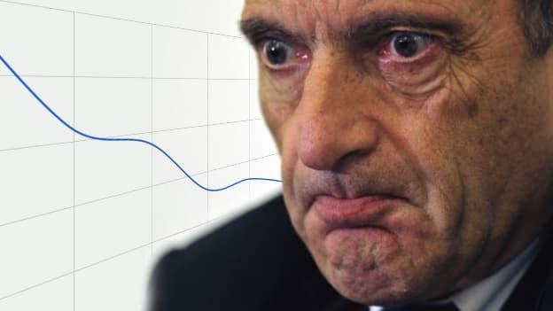 Henri Proglio est passé de près de 3 millions d'euros de salaire annuel en 2010 à bientôt 140.000 euros annuels!