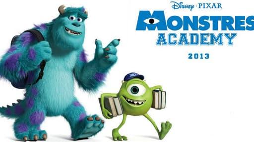 Bob Razowski et Sulli seront au festival du film d'animation d'Annecy.