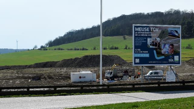 L'usine de leds du groupe chinois Inesa doit être construite sur des terrains situés près de la gare Meuse-TGV.
