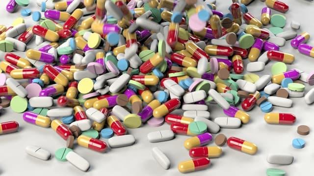 Des antibiotiques (photo d'illustration).