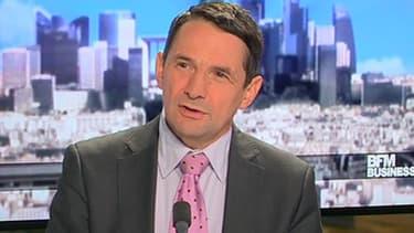 Thierry Mandon, porte-parole des députés socialistes, était l'invité de BFM Business, lundi 2 décembre.
