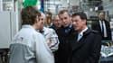 Manuel Valls était en déplacement ce jeudi dans le Doubs pour soutenir le candidat PS à la législative partielle.