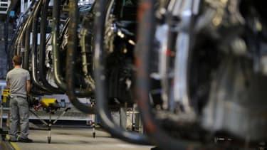 Les effectifs de l'usine Peugeot de Mulhouse vont être renforcés dès septembre.