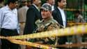 Un attentat à la bombe peut-être commis par un groupe proche d'Al Qaïda a fait onze morts et 76 blessés mercredi devant la Haute Cour de justice à New Delhi, qui a aussitôt été placée en état d'alerte maximale. /Photo prise le 7 septembre 2011/REUTERS/Par