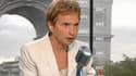 Laurence Parisot, ce vendredi sur RMC et BFMTV