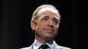 Le président de l'UMP Jean-François Copé le 8 juin 2012