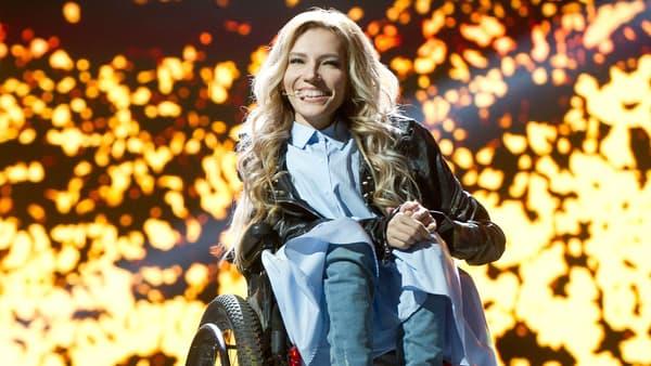 Ioulia Samoïlova doit représenter la Russie à l'Eurovision 2017 qui se tiendra à Kiev.