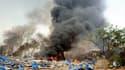 Une explosion survenue dans une usine désaffectée de Nankin, dans l'est de la Chine, a fait au moins six morts et un grand nombre de blessés, selon des médias chinois. /Photo prise le 28 juillet 2010/REUTERS/China Daily