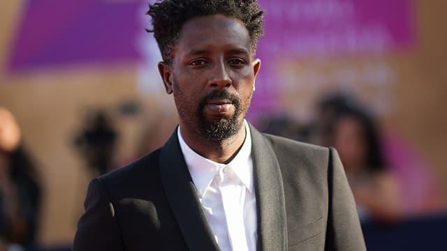 """Le réalisateur des """"Misérables"""", Ladj Ly, en septembre 2019 au festival de Deauville."""