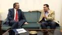 Le chef des conservateurs grecs, Antonis Samaras (à gauche) a entamé lundi les consultations en vue de bâtir un nouveau gouvernement. Le leader de la Coalition de la gauche radicale Syriza, Alexis Tsipras (à droite) a refusé de rejoindre un gouvernement f