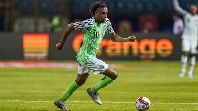 Alex Iwobi Nigéria