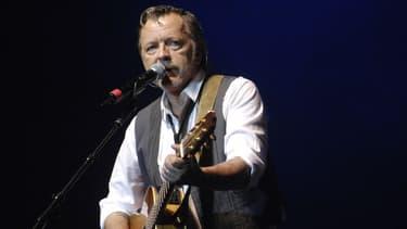 Renaud en concert à Paris en 2007