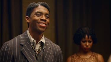 "Chadwick Boseman dans ""Le Blues de Ma Rainey"""