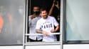 Lionel Messi au Bourget, le 10 août 2021