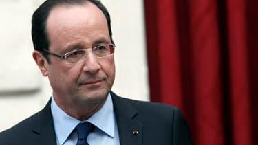 François Hollande assure qu'il n'y aura pas plus de 1.600 soldats français déployés en Centrafrique.