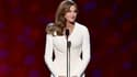 Caitlyn Jenner a reçu le Arthur Ashe Courage Award ce 15 juillet à Los Angeles.