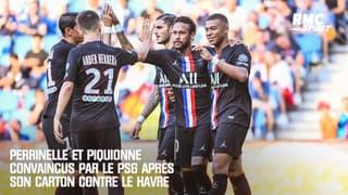 Perrinelle et Piquionne convaincus par le PSG après son carton contre Le Havre