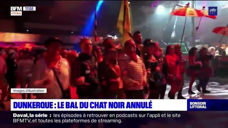 Carnaval de Dunkerque: le bal du Chat Noir est annulé
