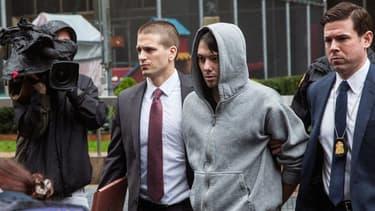 Martin Shkreli a été arrêté.
