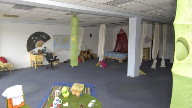 Des bureaux qui peuvent déployer de larges espaces : un habitat de choix !