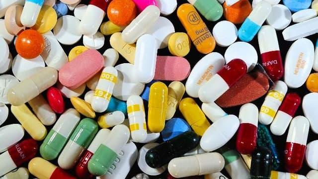 Le principe actif d'un médicament est souvent produit dans un seul site à travers le Monde