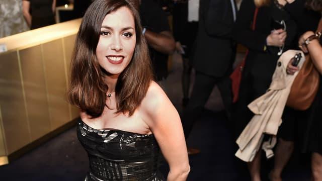 Olivia Ruiz en avril 2015