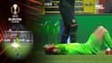 Ligue Europa : Frayeur pour Trapp visé par un pétard à Antwerp