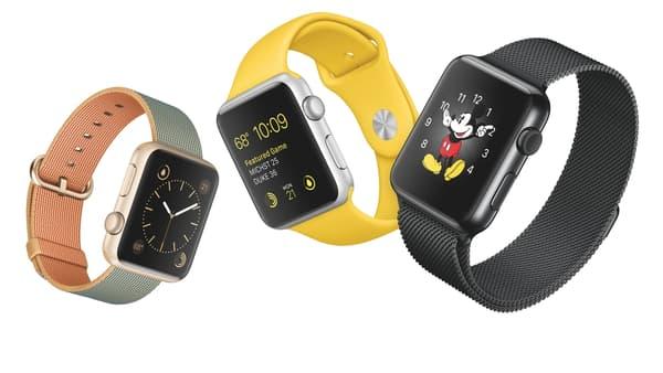 Apple Watch nouveaux bracelets