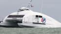 Leur design inspiré du multicoque provoque une portance aérodynamique, qui permet aux bateaux d'A2V d'être rapides tout en ayant une faible consommation de carburant.
