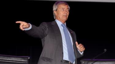Le groupe de Vincent Bolloré possède désormais plus de 20% du capital de Vivendi.