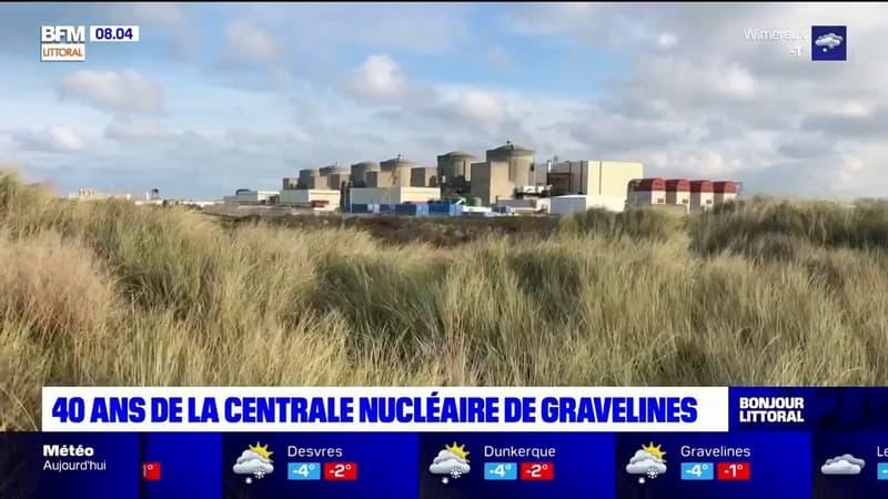 40 ans de la centrale de Gravelines: des travaux prévus pour prolonger sa durée de vie