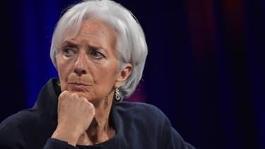 Les propos initiaux de Christine Lagarde avait suscité de vives réactions de la part de l'exécutif français