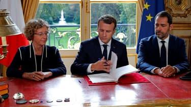 Selon le 4e baromètre des entrepreneurs, 64 % d'entre eux pensent que la réforme du Code du travail augmentera la compétitivité de la France.