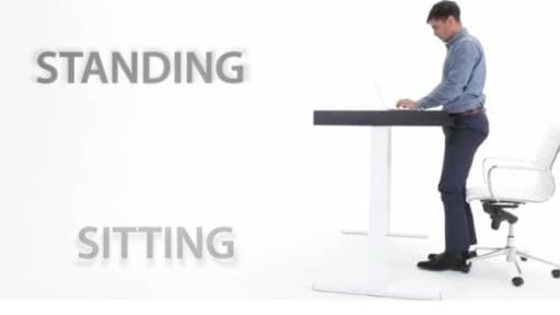 La startup Stir propose des bureaux qui s'adaptent en hauteur.