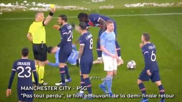 Manchester City-PSG: le moment où Verratti accuse l'arbitre de l'avoir insulté