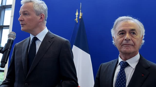 Bruno Le Maire, ministre de l'Economie, a entendu les remarques de Philippe Petitcolin, patron de Safran, sur les difficultés d'investir en France