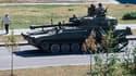 Des transports blindés russes ont été détruits par l'armée ukrainienne, annonce Kiev, vendredi 15 août.